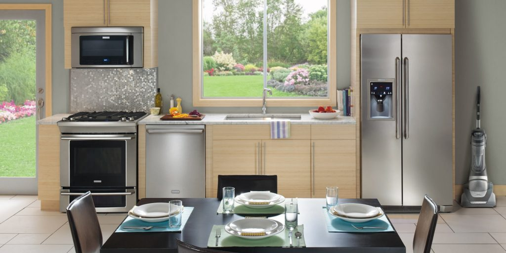 home appliances before purchasing